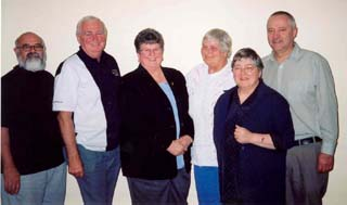 Members of the Grantville community met recently to discuss their future.